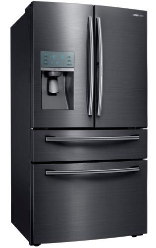 Samsung Rf28jbedbsg Refrigerator 27 8 Cu Ft Food