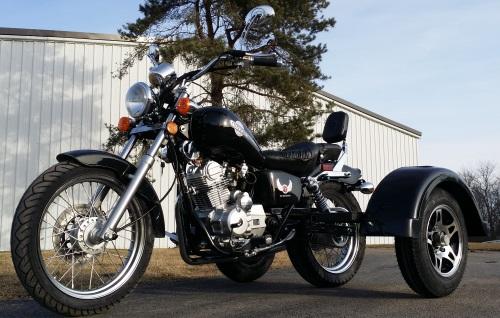 250cc rtd road rat motorcycle trike. Black Bedroom Furniture Sets. Home Design Ideas