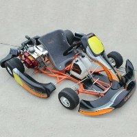 Brand New 200cc S1 Racing Go Kart