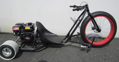 Brand New Gas Powered Drift Trike with 6.5 HP Engine