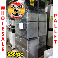 Wholesale Small Mini Refrigerator Fridge Pallet Of 10 Pc. Sell From Home