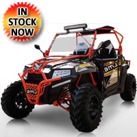 T 350 - 311cc Sport UTV Utility Vehicle Full Sized Adult Automatic w/ Reverse - SNIPER T350