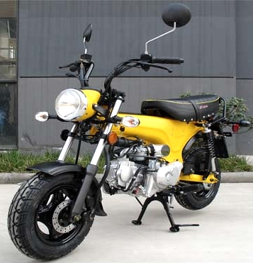125cc mini street legal motor bike. Black Bedroom Furniture Sets. Home Design Ideas
