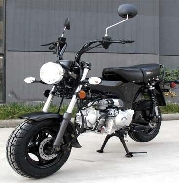 125cc Mini Street Legal Motor Bike SaferWarehouse