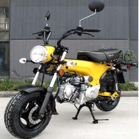125cc Mini Street Legal Motor Bike