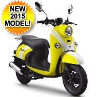 Brand New 50cc Sicily Venus Gas Moped Scooter