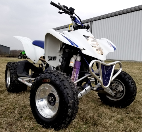 2005 suzuki ltz 400 quad atv excellent condition super clean. Black Bedroom Furniture Sets. Home Design Ideas