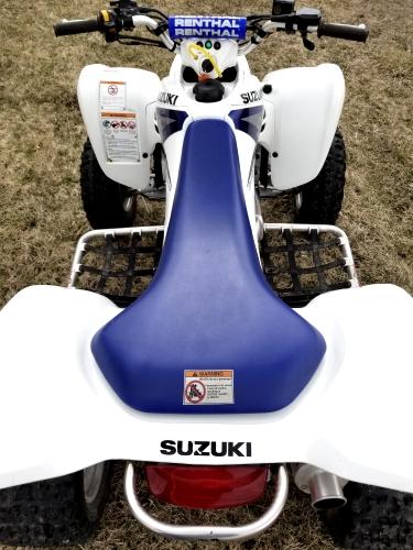 2005 Suzuki LTZ 400 Quad Atv - Excellent Condition - Super Clean