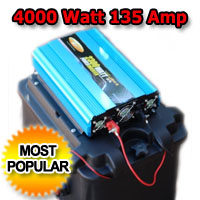 Solar Powered Generator 135 Amp 4000 Watt Solar Generator Just Plug and Play NOT A KIT