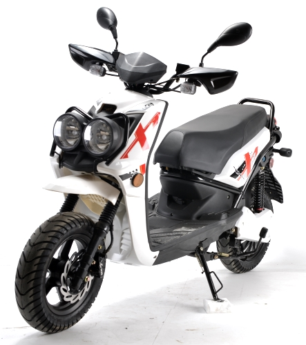 Electric Moped Scooter >> Brand New 2000 Watt Venom Electric Moped Scooter