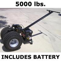 High Quality Heavy Duty Powered Motorized Trailer Dolly - 5000lb Capacity