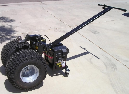 Heavy Duty Powered Motorized Trailer Dolly 10 000lb Capacity