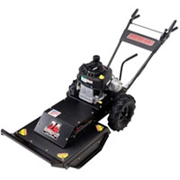 "Swisher 11.5 HP 24"" Walk Behind Rough Cut Trailcutter"