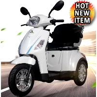 Fully Assembled Trike Scooter Mobility Edition by Safer123 - 36