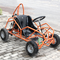 80cc Kids Racer Gas Youth Off Road Go Kart - XKO Kart