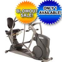 Refurbished Fitness Octane XR 6000 Elliptical Trainer Like New Not Used