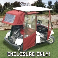 Brand New Vinyl Yamaha G-14-G19 Golf Cart Enclosure