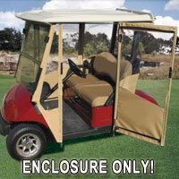 Brand New Vinyl Yamaha Drive Golf Cart Enclosure