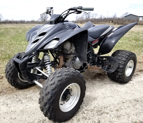 2005 Yamaha Raptor 350 Special Edition 350cc Quad Atv - Excellent ...