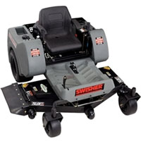 "Swisher 24 HP 54"" Kawasaki Zero Turn Rider"