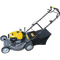 Large Hand Push Lawnmower