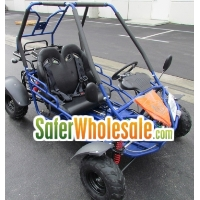 110cc Super Spear Junior Go Kart