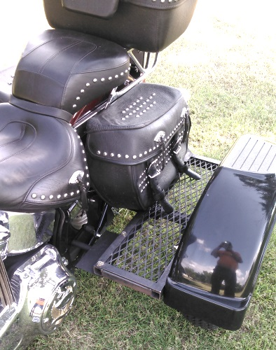Outlaw Series Motorcycle Trike Kit - Fits All Models