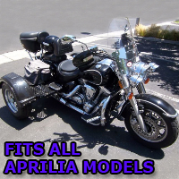 Outlaw Series Motorcycle Trike Kit - Fits All Aprilia Models