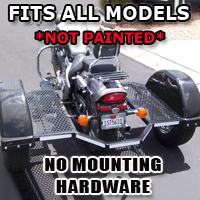 Outlaw Series Basic Trike Conversion Kit - Fits All Models