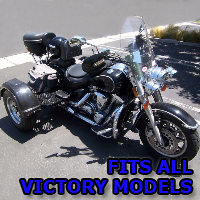 Outlaw Series Motorcycle Trike Kit - Fits All Victory Models