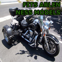 Outlaw Series Motorcycle Trike Kit - Fits All Arlen Ness Models