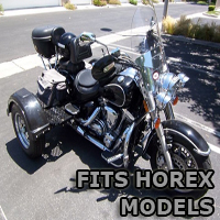 Outlaw Series Motorcycle Trike Kit - Fits All Horex Models