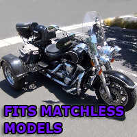 Outlaw Series Motorcycle Trike Kit - Fits All Matchless Models