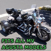 Outlaw Series Motorcycle Trike Kit - Fits All MV Agusta Models