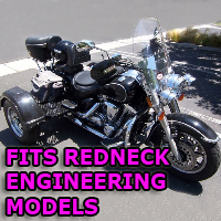Outlaw Series Motorcycle Trike Kit - Fits All Redneck Engineering Models