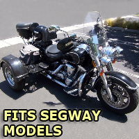 Outlaw Series Motorcycle Trike Kit - Fits All Segway Models