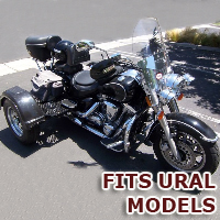 Outlaw Series Motorcycle Trike Kit - Fits All Ural Models