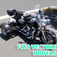 Outlaw Series Motorcycle Trike Kit - Fits All Vectrix Models