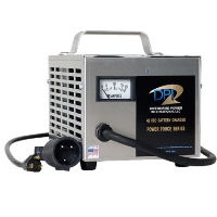 Brand New Golf Cart 48 Volt Battery Charger
