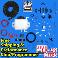 HHO Kit Hydrogen Generator Complete With Free Performance Chip 1.0 - 2.2 Liters - Model 901