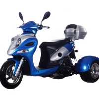 50cc 2013 Ace Trike Scooter Moped