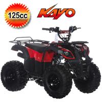 Kayo Bull 125cc Atv Mid Size Semi Auto ATV Four Wheeler - PAK125-3