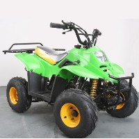 110cc Spider-SE Tractor Green Edition ATV