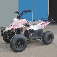 110cc Spider-SE Pink Limited Edition ATV