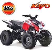 Kayo Storm 125cc Semi Automatic Sport ATV 4 Wheeler - PAK125-2