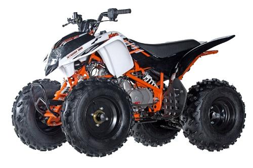 Kayo Storm 150cc ATV Junior Adult 3 Speed Semi Auto With Reverse Quad Four  Wheeler - PAK150-2