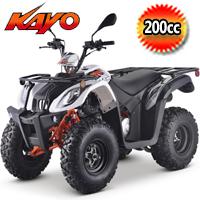 Kayo Bull 200 Automatic w/Reverse 175cc Sport ATV 4 Wheeler - PAK200-3