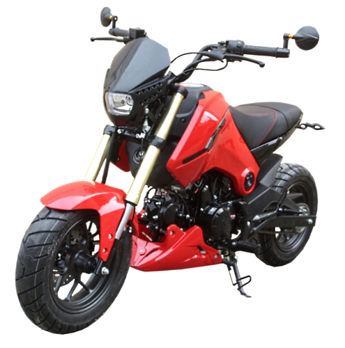 ... 125cc Vader 2 Motorcycle Moped Scooter W/ Manual Trans   PMZ125 1 ...