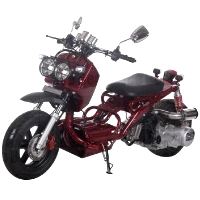 150cc Single Cylinder Four Stroke Galago Street Bike