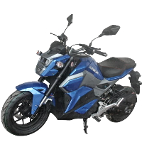 50cc Mini Max 50 Motorcycle 4 Stroke Moped Scooter - Fully Automatic - PMZ50-M1